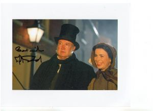 Alan David Signed 10 x 8 Photograph